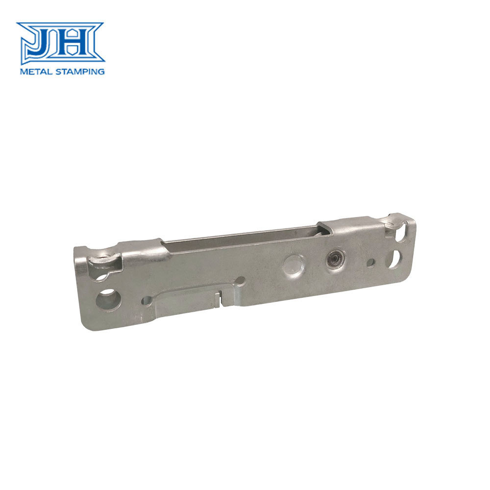 Metal Sheet Steel Customized Stamping Bending Door Lock SGS Certification